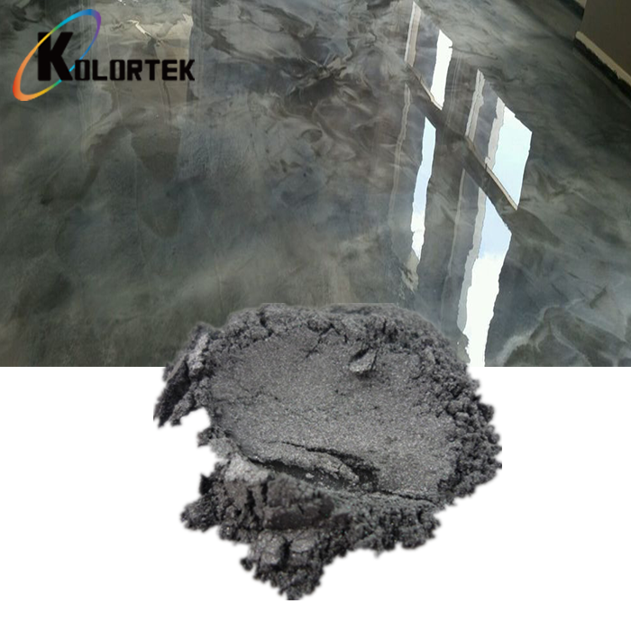 Epoxy Floor Colors Natural Stone Appearance Floor Coating
