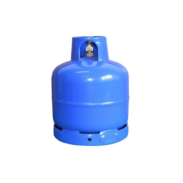 Kecil 3KG LPG Tabung GAS untuk Dapur/Berkemah/Restoran