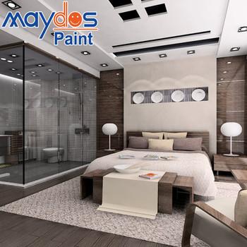 Maydos à Base D Eau Non Toxique Lavable De Mur Extérieur Et Intérieur Peinture Au Latex Acrylique Buy Peinture Acrylique En Aérosol Peinture
