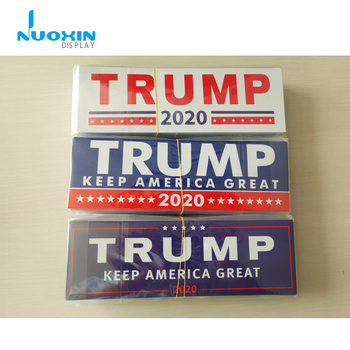 Keep America Great Trump 2020 Bumper Sticker For Presidential Election