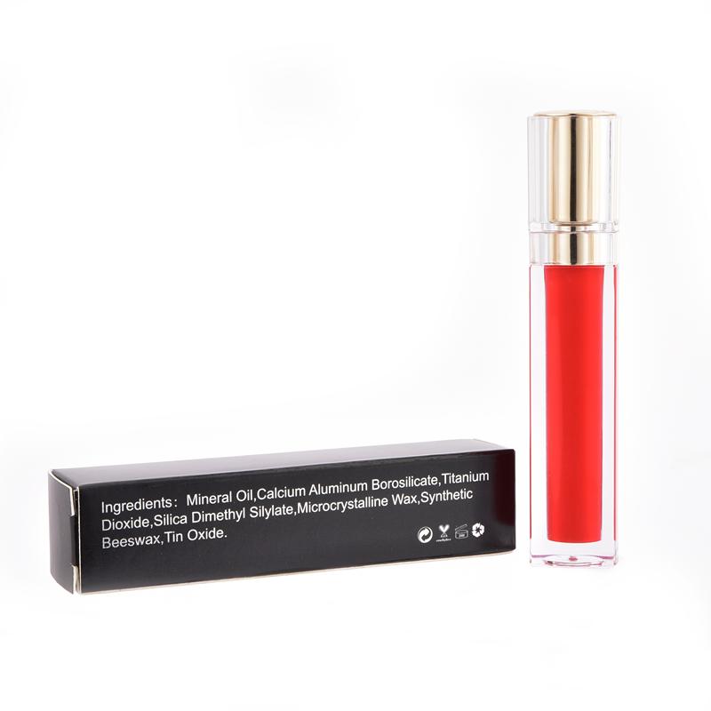 Cosmetics vendors wholesale private label lipgloss Moisture lip gloss cosmetics