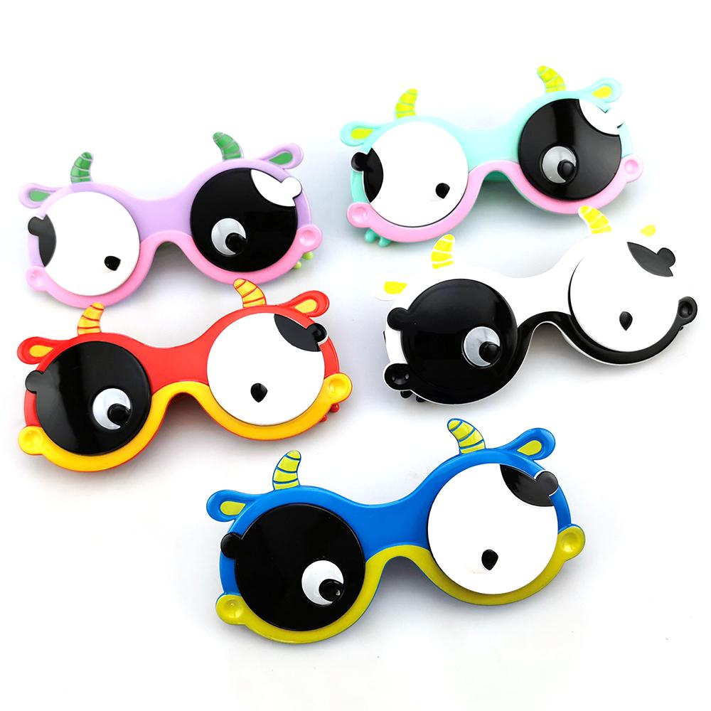 TPE-E lustige kinder schatten partei sonnenbrille für kinder mode nette sonnenbrille