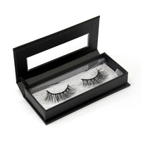 3d Mink Faux Eyelashes Wholesale Vendors Supplies Handmade Lashes High Quality 3d Mink Custom Eyelash Packaging