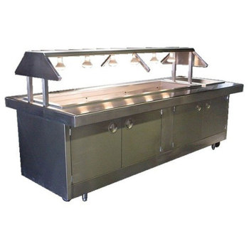 Factory direct supply custom fabrication services commercial restaurant kitchen equipment