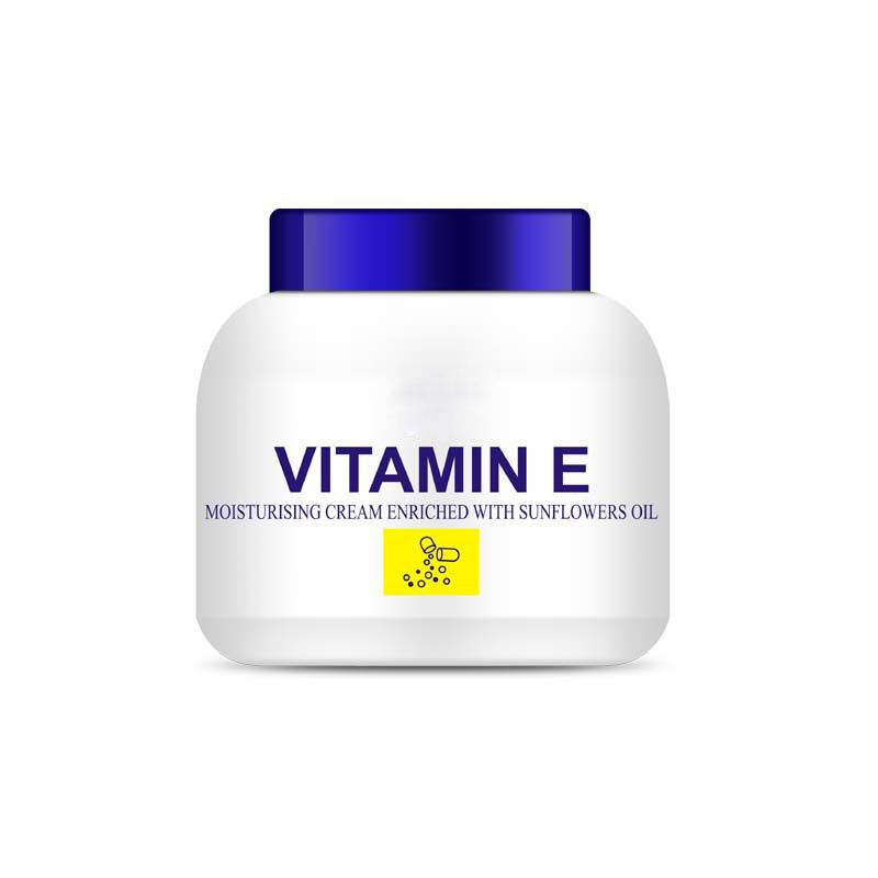 Organic Thailand Whitening Vitamin E Face Moisturizing <strong>Cream</strong> With Sunflower Oil