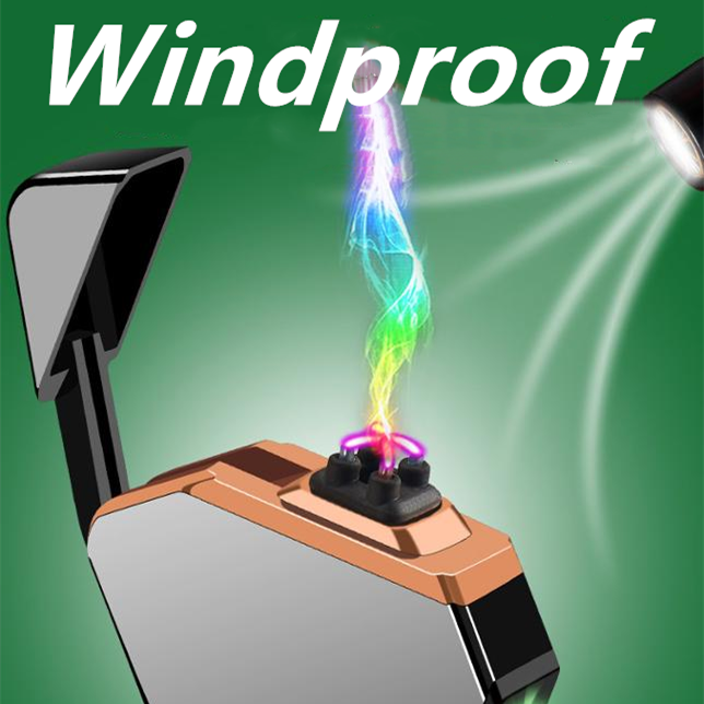 Hcd319ead3e7c49c0b5d6563ab1446daad - ไฟแช๊กไฟฟ้า พลาสม่า ไฟแช็กเลเซอร์ ไฟแช็คชาร์จแบต USB Electronic Plasma