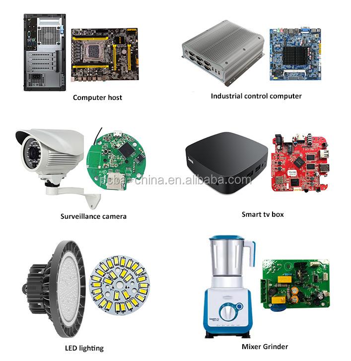 전문 SMT 어셈블리 인쇄 회로 기판 pcb