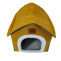 Latest product folding cat dog house modern pet house for animal