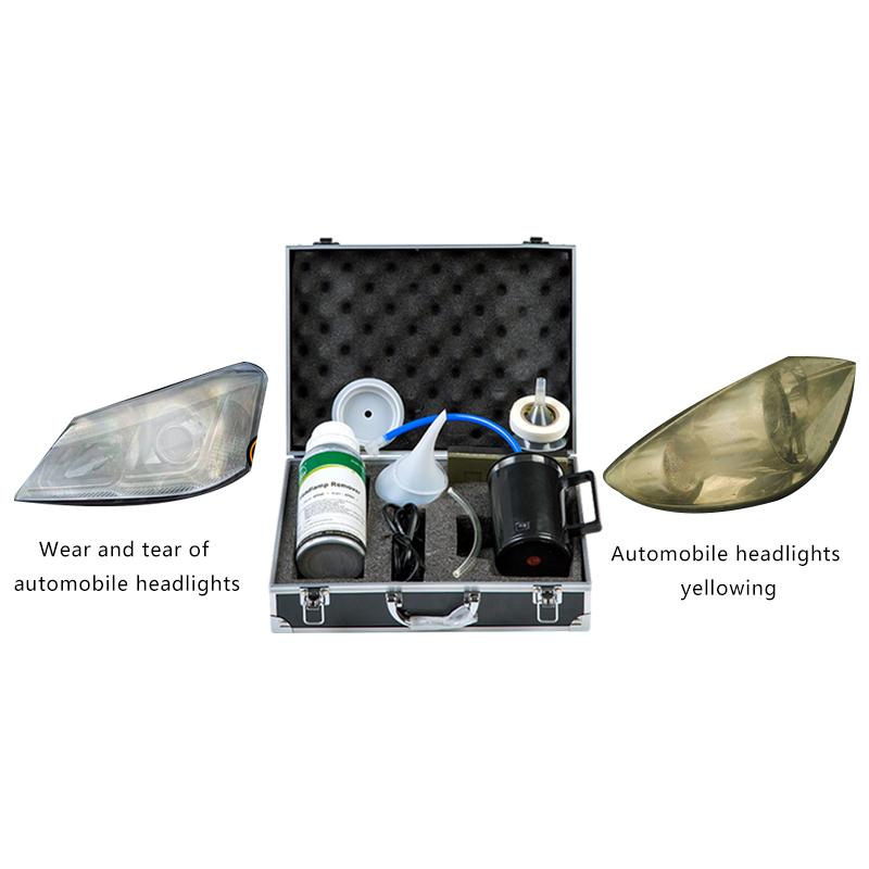 Allplace OEM Car Lamp Refurnishment Tool Headlight Renovation Kit Headlamp Remover
