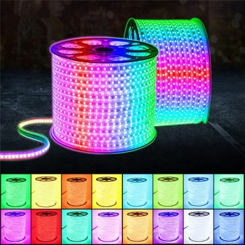 Wholesale Waterproof rgb/white/warm white /bule/yellow/red SMD 5050 flexible led strip light