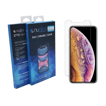 9H 2.5D Anti Broken Nuglas Screen Protector For iPhone 11 Pro Max Tempered Glass