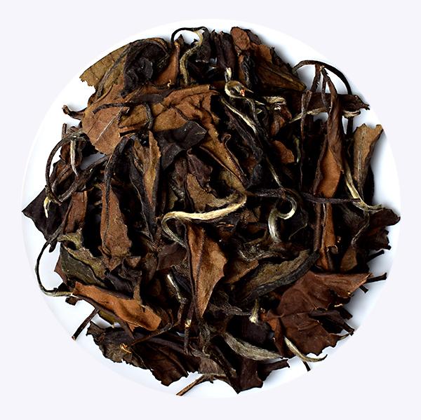 15 Years Lao Bai Cha Aged White Tea - 4uTea   4uTea.com