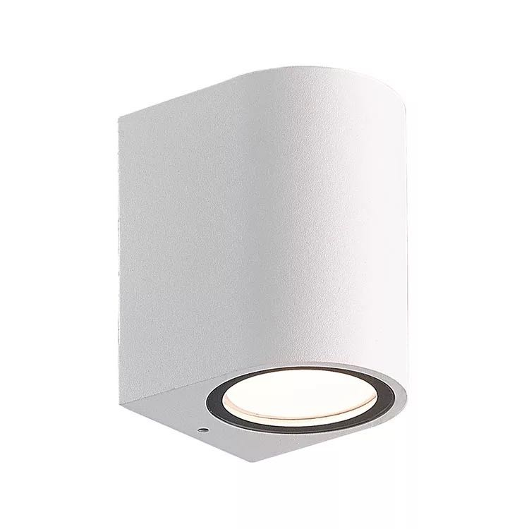 TS127-1 LED wall light PC material up and down wall light frame GU10 wall light housing
