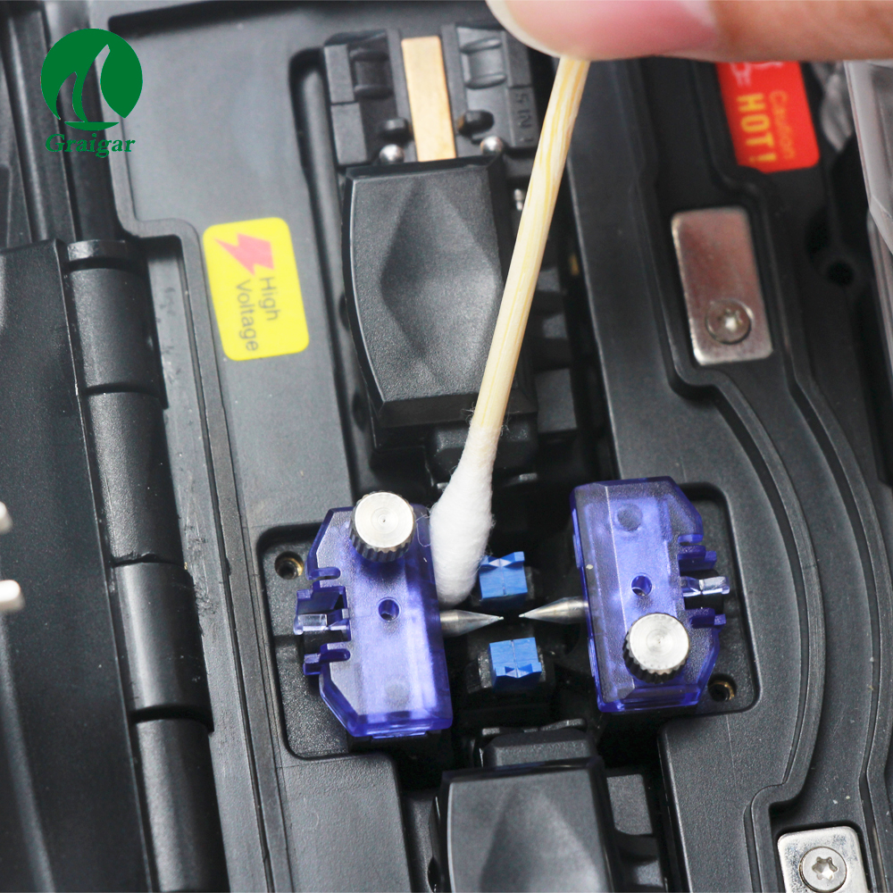 FST-V1 Handheld Fiber Fusion Splicer 6s Splicing Time