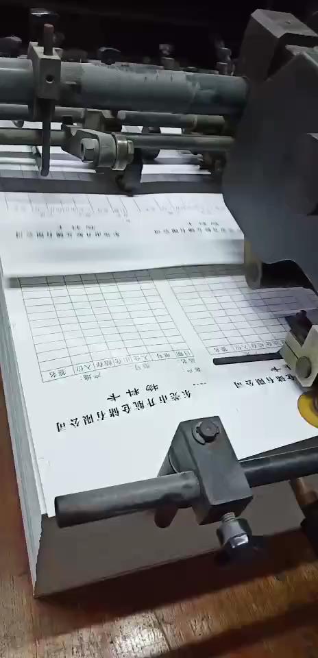 NCR Papel Personalizado Impressão do Recibo Conta Livro Forma de Impressão Impressão Personalizada