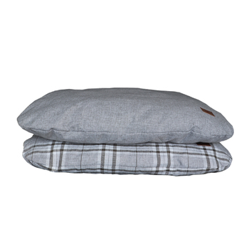 dog bed cushion pet bed with pillow small pillow for pet