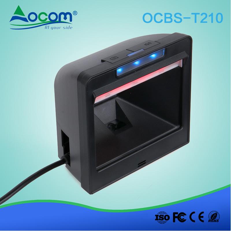Pemindaian Yang Tinggi 3mil Genggam Auto Sense Barcode Scanner