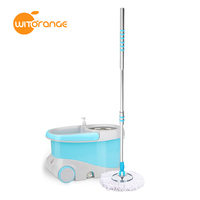 Witorange New Household Items Press Handle Type and PP Mop Head Material cleaning mop bucket