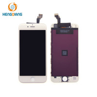 hot selling grade aaa chinese high quality phones spares replacement touch screen digitizer lcd display for iphone 6
