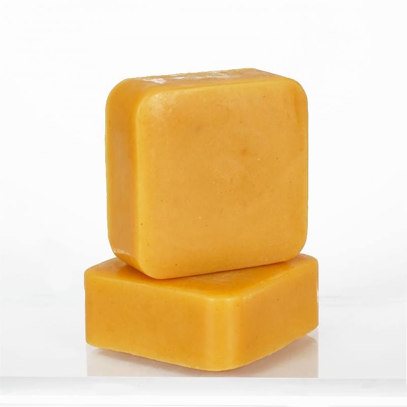 Wholesale Private Label Natural Organic Pyary Turmeric Herbal Soap For Skin Whitening
