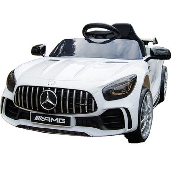 2020 Benz licensed 12v electric ride on car kids cars toy for wholesale