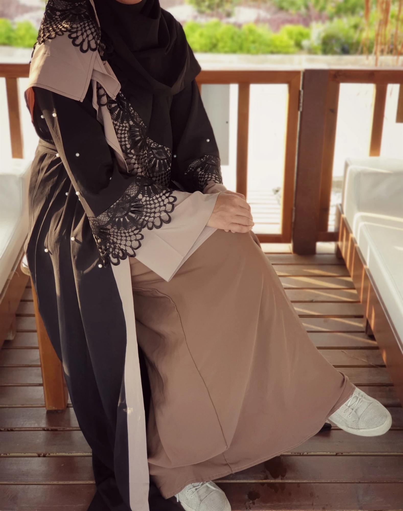 1620# Custom order new model kaftan in dubai arabic lace designs islamic women clothes elegant indonesia muslim abaya wholesale