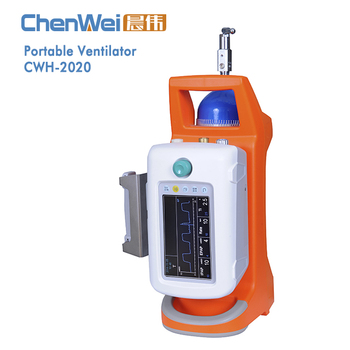 Portable Ventilator CHENWEI CWH-2020 Factory supply respirator breathing machine hospital home breathing machine