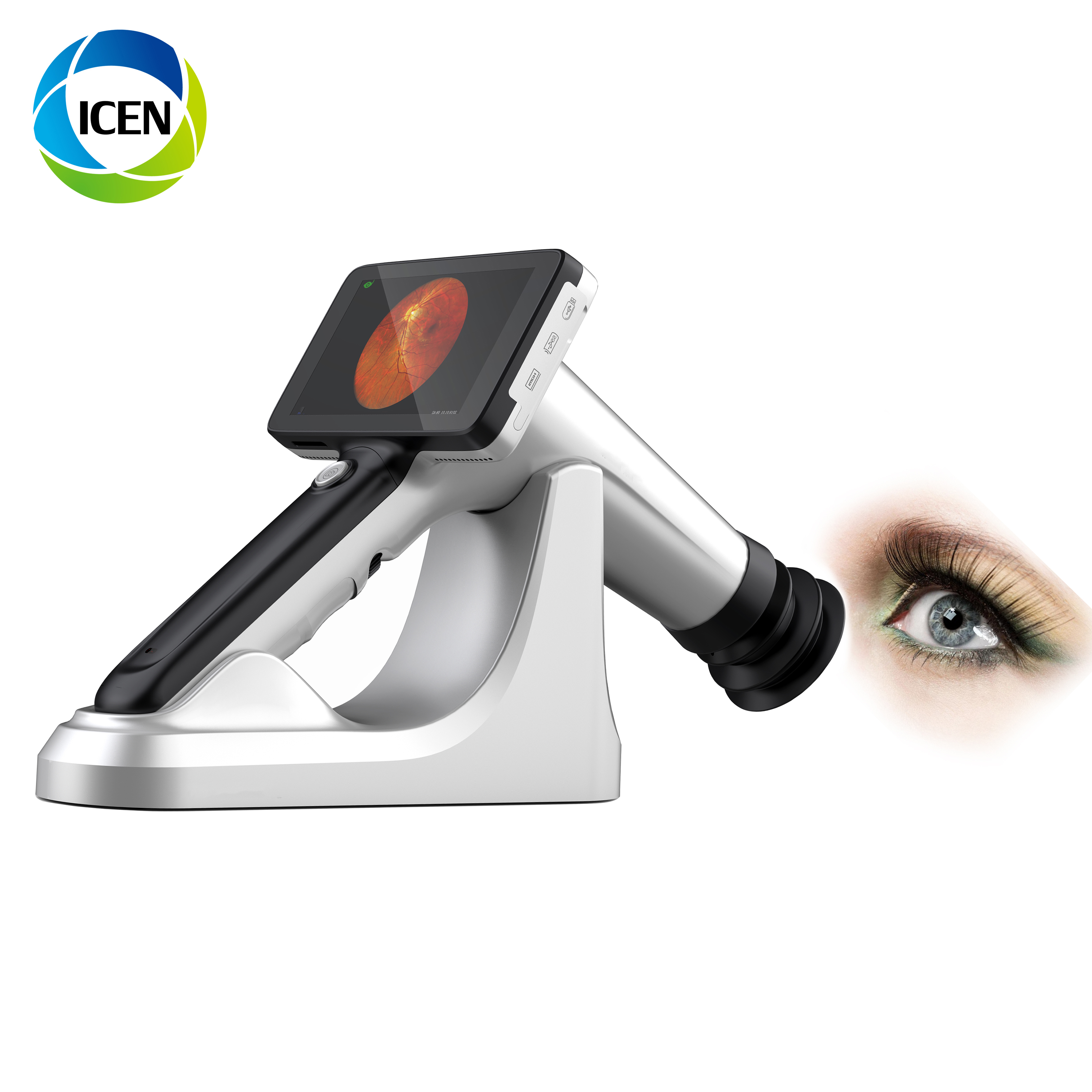 IN-V042-1 handheld Digital Eye Exam Ophthalmic Fundus Camera