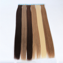Groothandel 9A Russische Remy Tape Hair Extensions Double Drawn Tape In Hair Extensions Virgin Human Tape Haar