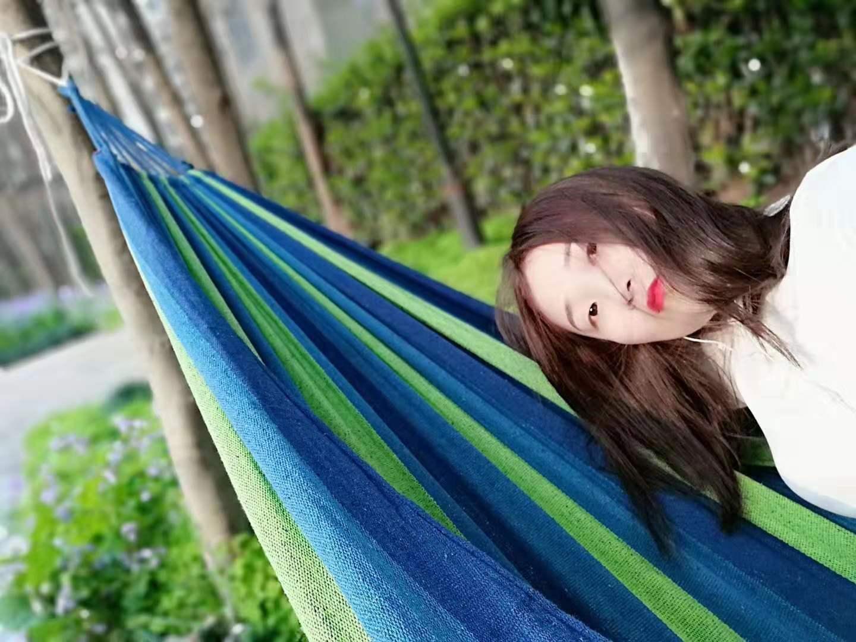 Schlaf schaukel fabrik großhandel preis hängematte bett outdoor tragbare camping hängematte