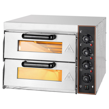 Commercial Electric Pizza Oven For Restaurant