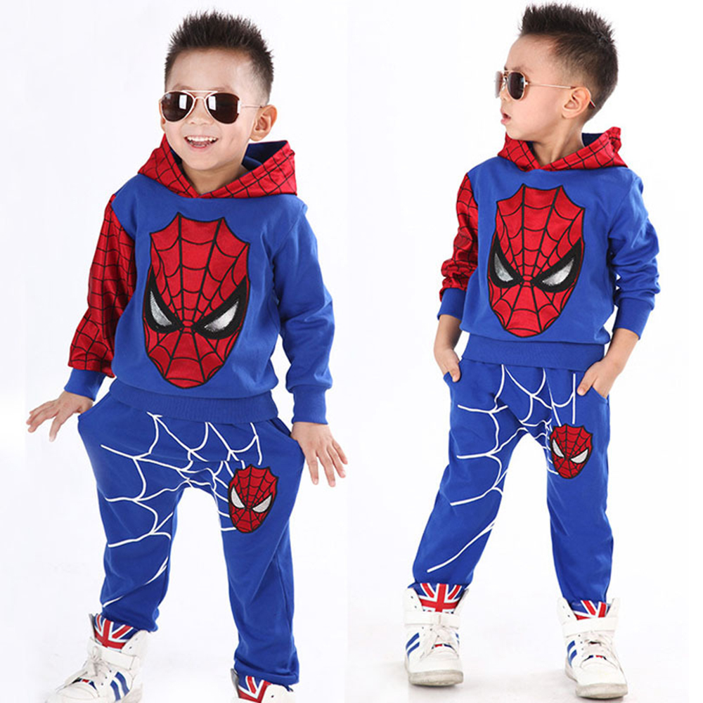 Anak-anak Butik Pakaian 2 PCS Anak Pakaian Set Kartun Pakaian Anak Pakaian Bayi