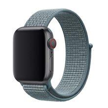 Мужской и женский ремешок 38 мм 42 мм 40 мм 44 мм для apple watch series 2 3 4 5 тканый нейлоновый ремешок для iWatch 4 цветной браслет с узором(Китай)