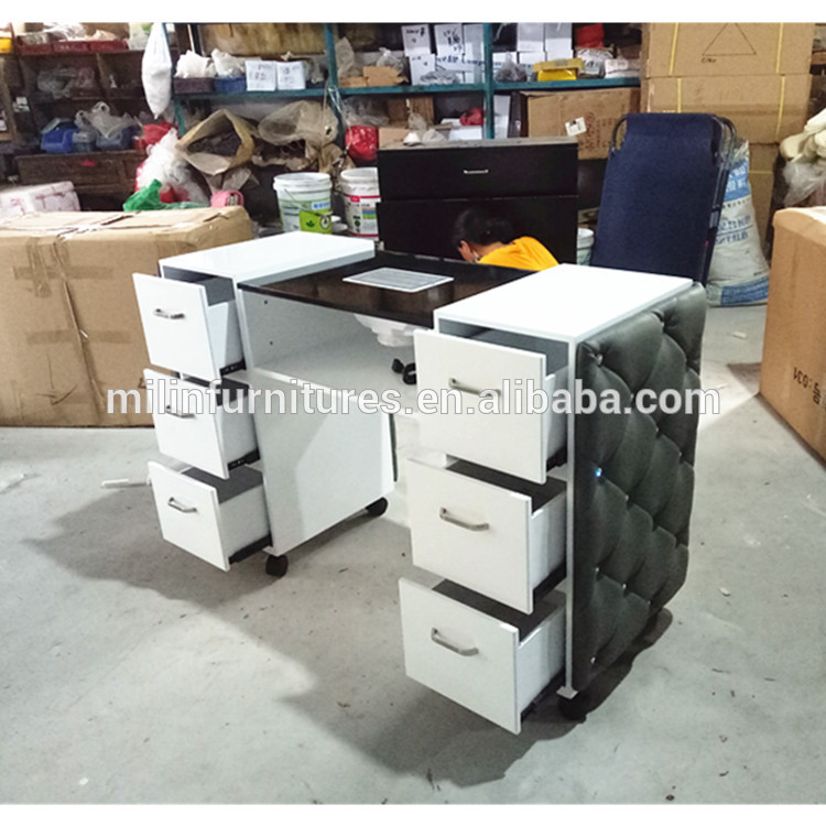 Cheap Nail Salon Station Professional Tables For Sale Buy Table Product On Alibaba Com
