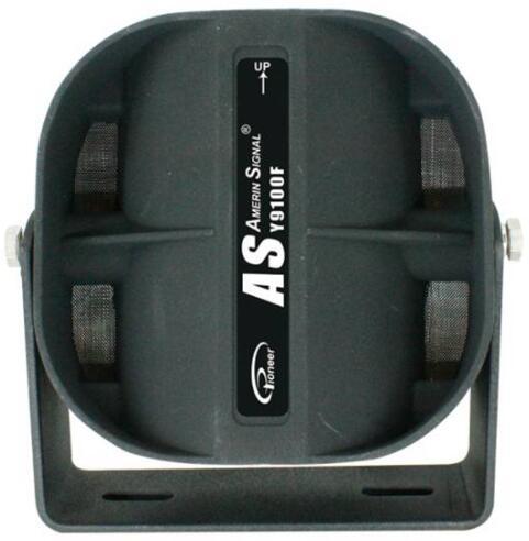 CE compact 100w siren loudspeaker horn for siren lightbar