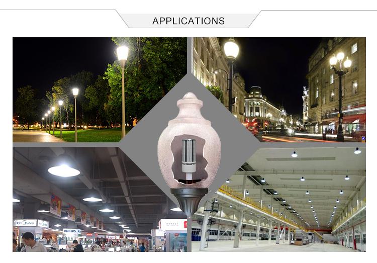 600W Metal Halide Bulb Equivalent, E39 E40 16200 Lumens 120W Led Corn Cob Bulbs