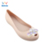 Women Flat Slip On Shoes Ladies Fancy Colorful Rhinestone Jelly Sandals
