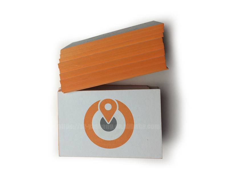 Embossing card printing company design your business card online