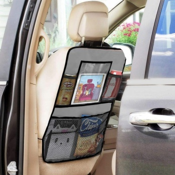 Travel Hanging Accessories Protector Backseat Car Organizer Back Seat Pocket