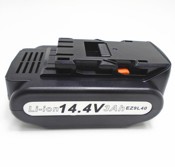 10 years factory replacement power tools 14.4V lithium ion battery for panasonics EZ9L40 EY9L40B EZ9L44 EY9L42B