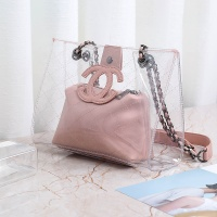 New ladies designer clear crossbody bag bags women luxury jelly handbag purses sets