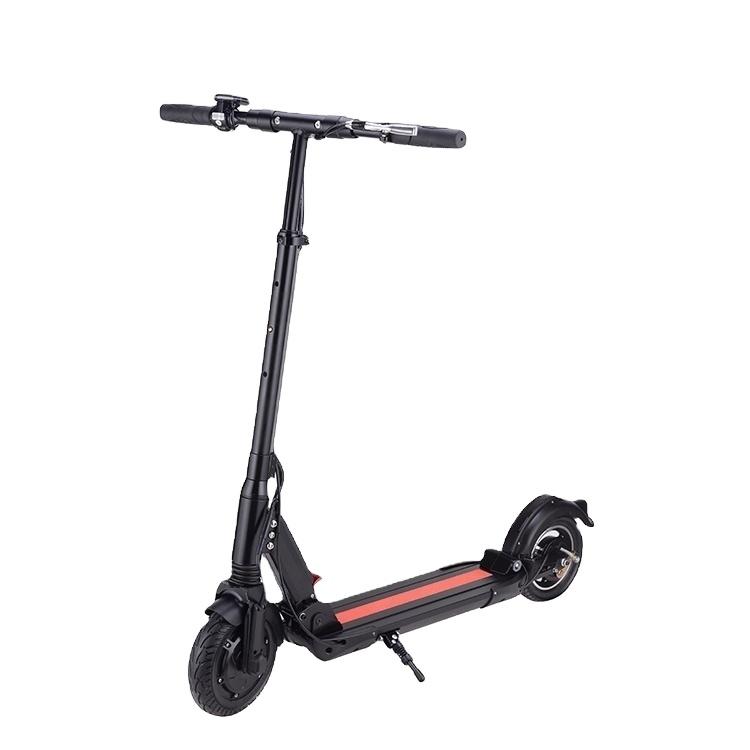 Hot venda por atacado barato 150w 2 roda 8 polegadas dobrável mobilidade mini pé de coco da cidade scooter elétrico