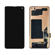 Super Amoled Original Für Samsung S10 LCD Display Touchscreen Digitizer SM-G973F/DS SM-G973U SM-G973W G973 G9730 S10 LCD modul