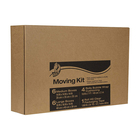 Wholesale custom logo large brown corrugated cardboard boxes for multipurpose packaging