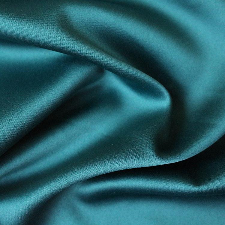 แมตต์ผ้าซาตินเสื้อคลุมผ้าสำหรับชุดแต่งงานและชุดนอน