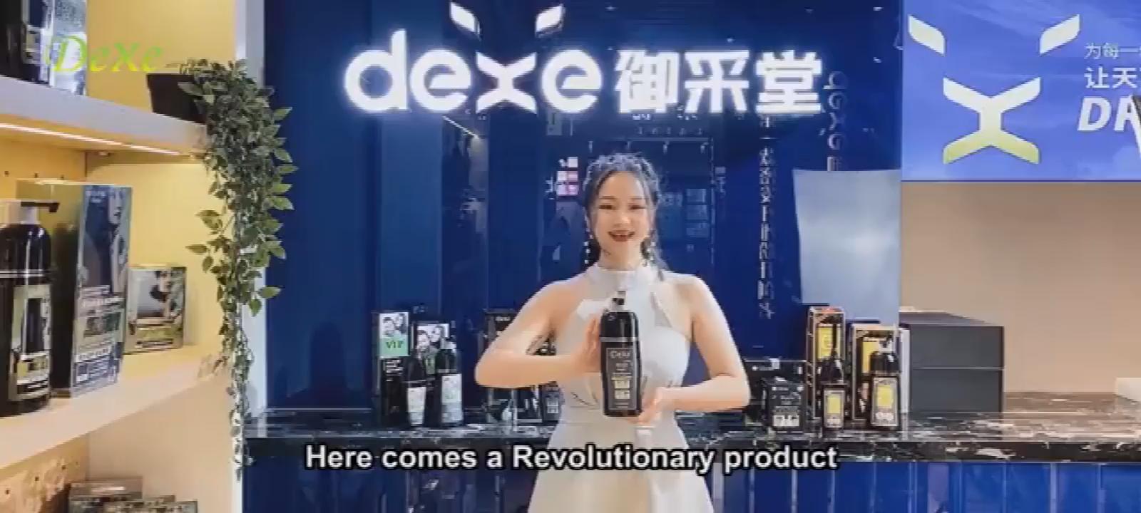 dexe subaru manufacturer wholesale permanent fast vip black hair shampoo squeeze bottle  private label