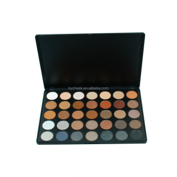 New Big Eye Makeup EyeshadowPalette OEM ODM Shimmer Matte Shadow for Eyes