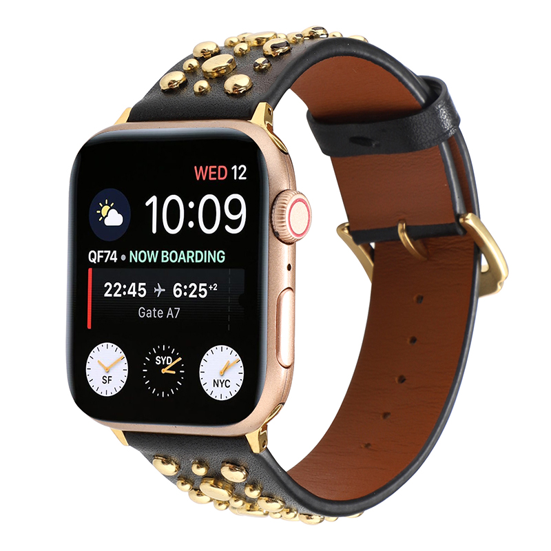 Quick Release Replacement Watch Bands For Men And Women, Watches And Smartwatches Strap For Apple Watch 42mm/44mm