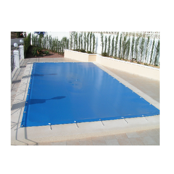 outdoor heavy duty waterproof tarpaulin swimming pool cover