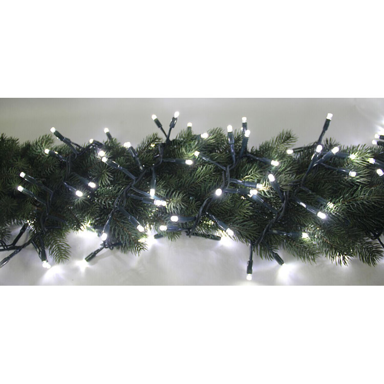 China factory seller lights string led outdoor cluster light 5m pure white